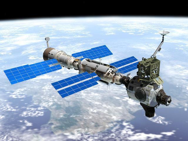 یک ایستگاه فضایی جدید به فضا می رود